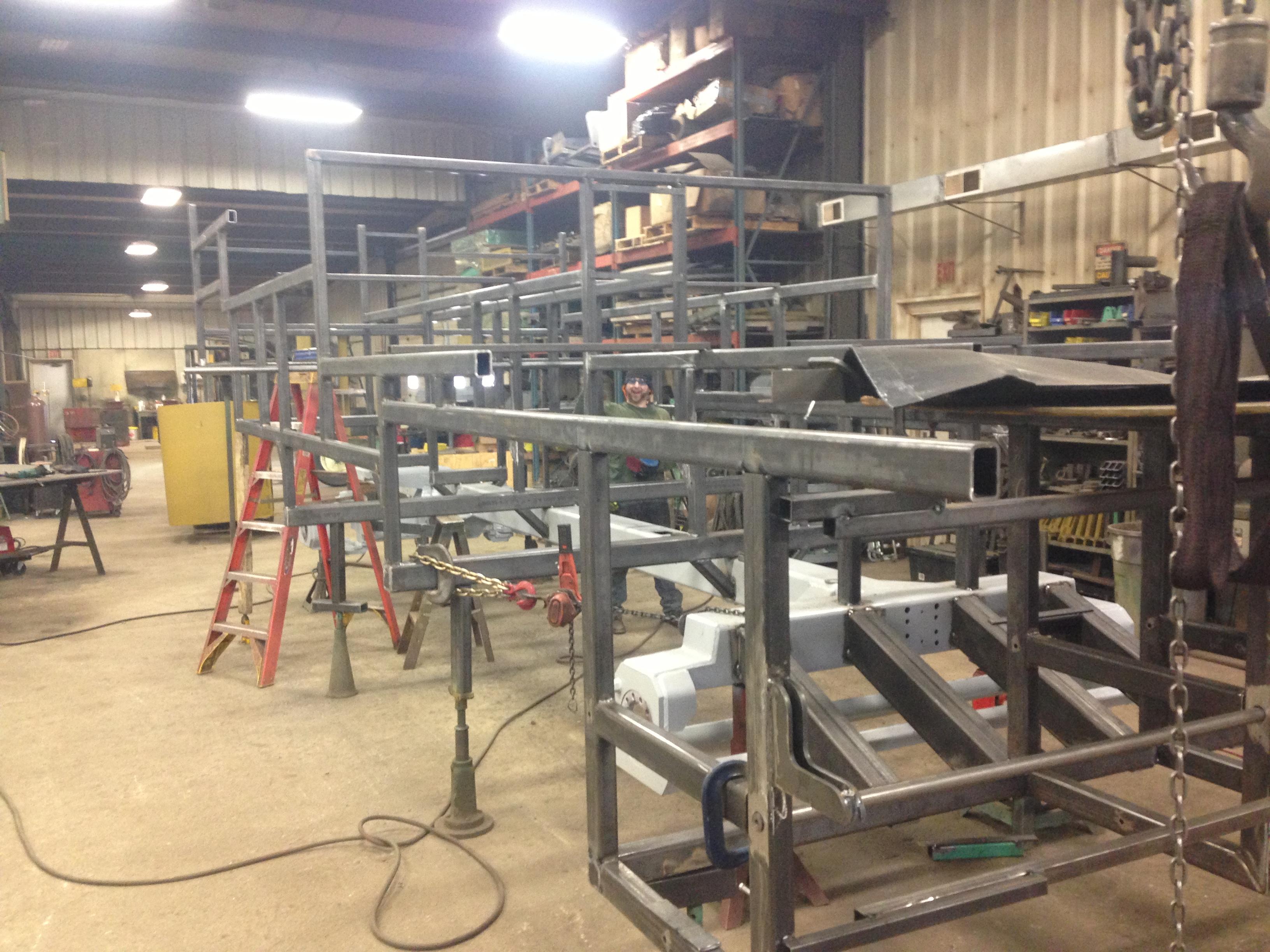 Metal Fabrication Services - Buffalo, Rochester, Syracuse